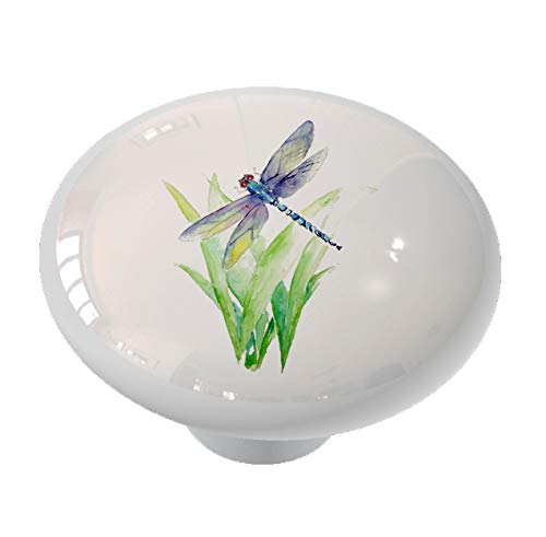 Summer Dragonfly Drawer/Cabinet Knob by Gotham Decor
