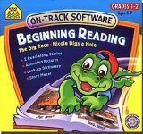 School Zone Beginning Reading 1-2 The Big Race - Nicole Digs a Hole - Dig Big Hole