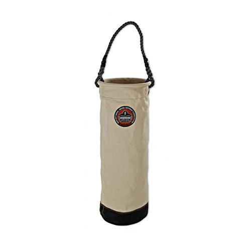 Arsenal 5732 Tall Leather Bottom Tool Bucket (Bucket 56 Pocket Organizer)