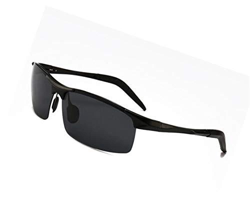 extérieures de conduite voyager Cool la lunettes UV400 unisexes de Huyizhi protection cyclisme de polarisées Black Lunettes OfqAYI
