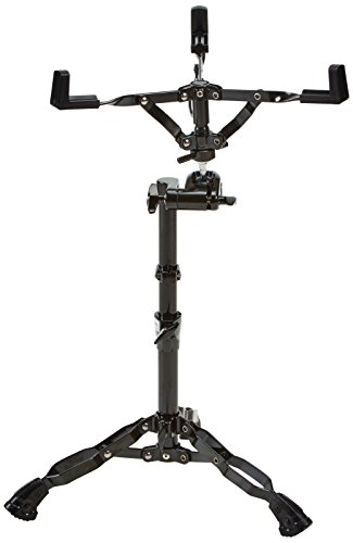 MAPEX S800EB Armory Double Braced Snare Stand, Black -