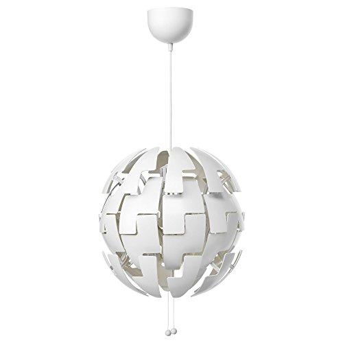 - IKEA PS 2014 Pendant lamp + E26 Bulb (White)