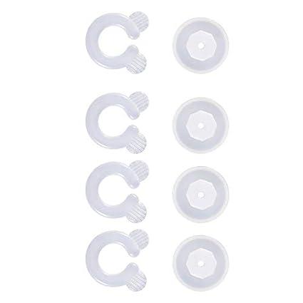 Clips Per Fissare Il Copripiumino.Camkpell 4 Pezzi Facile Da Usare Fissare Trapunta Trapunta