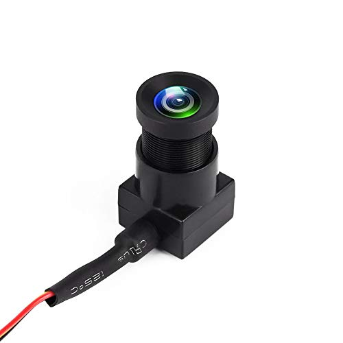 Crazepony FPV Camera 700TVL Wide Angle 90 Degree 3.6mm Lens COMS CCD Camera NTSC for QAV250 Racing Quadcopter Ccd 3.6 Mm Lens