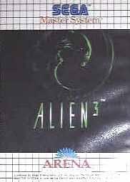 Alien 3 [Sega Master System] [Importado de Francia]