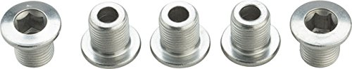 (FC-4503 inner chainring fixing bolts - M8 x 8.5 mm (pack of)
