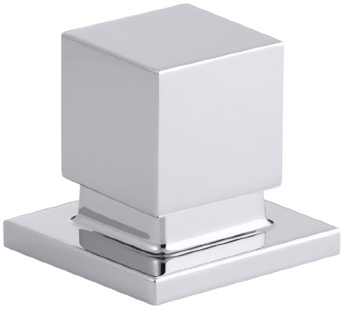 Deck Mount Diverter (Kohler K-14677-CP Loure Bath- or Deck-Mount Diverter, Polished)