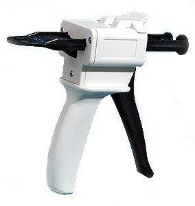 Universal 4:1, 10:1 Cartridge Dispensing Gun