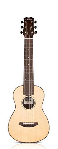 Cordoba Mini R Travel Acoustic Nylon String Guitar With Cordoba Gig Bag by Cordoba Guitars