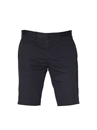 Dolce e Gabbana Men's Gyt8mtfufisn0000 Black Cotton Shorts by Dolce e Gabbana