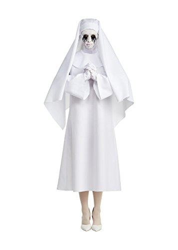 American Horror Story: Asylum Weeping Nun Adult Costume, Medium 10-12
