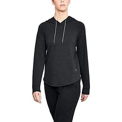 Under Armour Women's Featherweight Fleece Oversize Hoodie: Clothing
