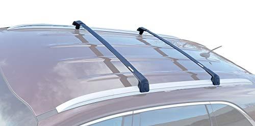 BRIGHTLINES Roof Racks Cross Bars for 2016-2019 Kia Sorento W/O Sunroof