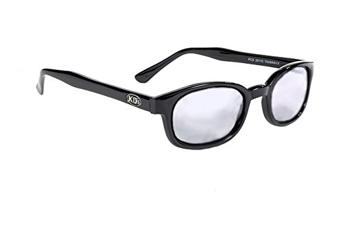 Original Kd's Mirrored Lenses Biker Shades - Sunglasses In Of Anarchy Sons
