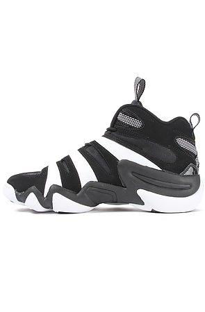 adidas zapatillas de baloncesto para hombre 8 Crazy - black/white Talla:14.0 UK - 50.0 EU