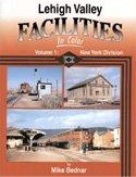 Lehigh Valley Facilities In Color, Vol. 1: New York ()