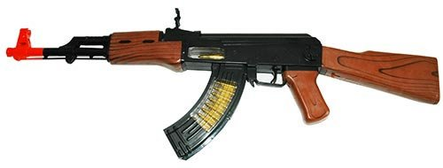 Special Forces AK-47 by Unknown