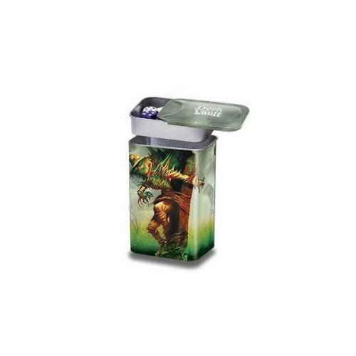 Scarecrow Decks - Ultra Pro Nesting Deck Vault Box Darkside Of Oz - Scarecrow