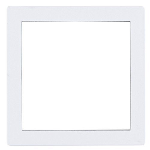 - Gepe 452601 6 x 6cm Medium Format Anti-Newton Glass Slide Mount, 20 Pack (White)