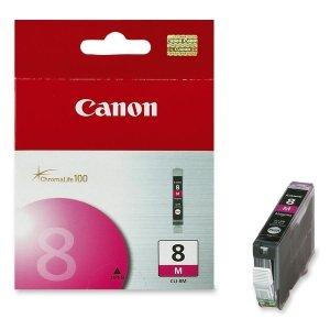 0622b002 Magenta Ink - INK CARTRIDGE, CLI-8, MAGENTA, FOR-0622B002