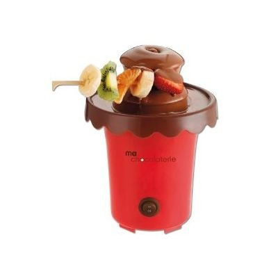 Yoocook YC61104 - Fontana di cioccolato, colore: rosso