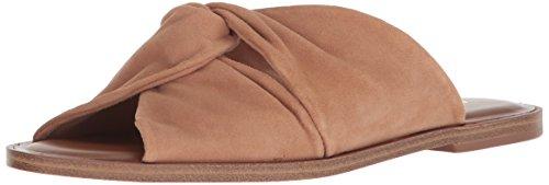 ALDO Women's Sessame Slide Sandal Medium Brown free shipping 0ZC90CUG6V