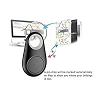Shopline Wireless Bluetooth 4.0 Antitheft Alarm Device GPS Locator Tracker Finder Tracer