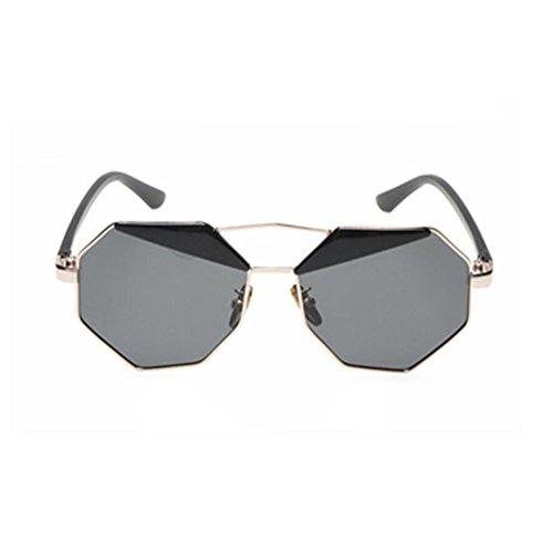 Coloridas Black Mens Sunglasses De GAOJUAN Pink Fashion Driving Polígono Gafas Creative Sol q8xTS