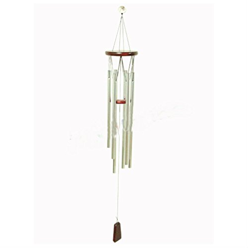 large Deep Tone resonant gong bass sound Chapel CHURCH BELL Windchime Wind - Bookends Church