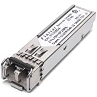 Finisar RoHS 6 Compliant 1GFC/2GFC/GE 850nm -40 to 85C SFP Transceiver FTLF8519P3BTL