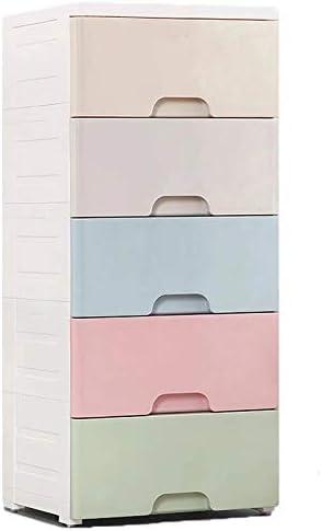 درج تخزين للحمام قياس 38 سم درج تخزين بلاستيكي للمطبخ صندوق تخزين ملابس الطفل صندوق تخزين متعدد الطبقات Amazon Ae