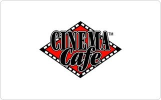 Cinema Cafe Gift Card ($25) - Mall Virginia Hampton