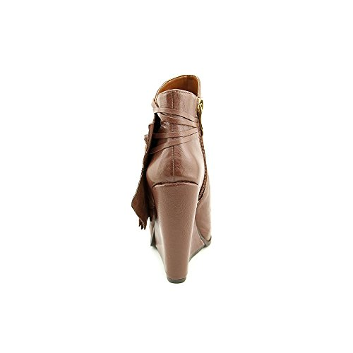 Cognac Women'S Wedge Loralei Ankle Bootie Bcbgeneration pwxPnqCvdP
