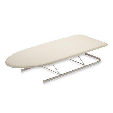 完璧な寮の部屋、honey-can-do Tabletop Ironing Board in Natural B073VG9ZD9