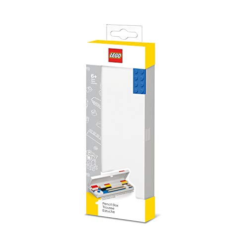 LEGO Stationery - Pencil Box with Blue Building ()