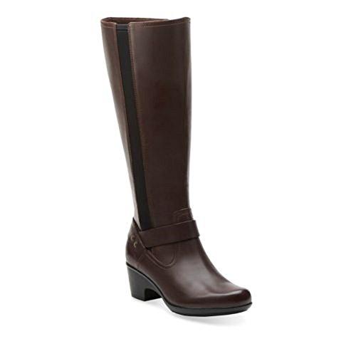 Cavallo Leather Onde A Malia Avvio Clarks Brown Di Aq0tf