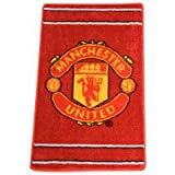 Club Rugs Official Manchester United Floor Rug
