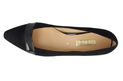 GABOR sHOES gABOR 45.135 escarpins femme-chaussures en matelas grande taille Noir uEW6k