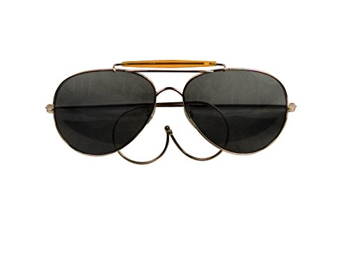 Smoke Lenses US Air Force Style Aviator - U.s. Sunglasses Army