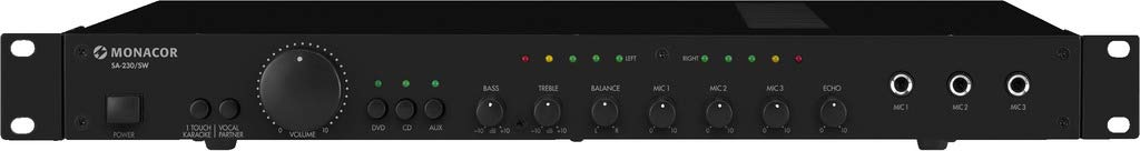 Stage Line SA-230/SW Amplificateur Monacor 250740