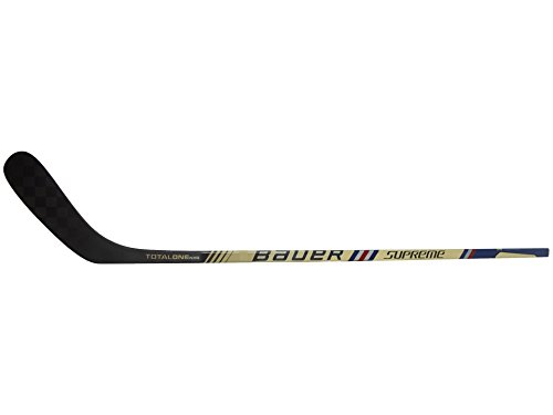 Bauer Supreme Total One Nxg Limited Edition 2 Griptac Composite Hockey Stick Big Kids Style: 1044190 P88 52LFT-Brown/Beige Size: Jr