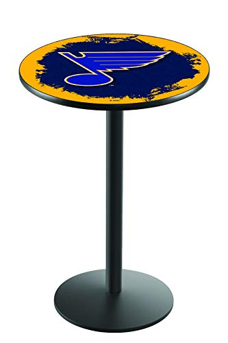 Holland Bar Stool L214 NHL St Louis Blues Officially Licensed Pub Table, 28