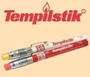 Tempil° TS0400 Tempilstik Temperature Indicators, 400 Degree F, 6''