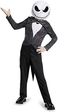 Disguise Jack Skellington Child Classic Nightmare Before Christmas ...