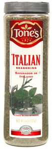 Tone's Italian Seasoning - Classic Blend of Herbs (6 oz)