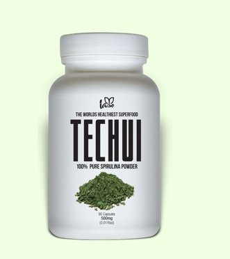 Amazon.com: Iaso Techui Techui (Aztec Name) for Spirulina Spirulina ...