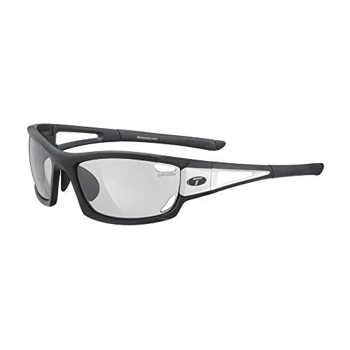 (Tifosi Optics Dolomite 2.0 Photochromic Sunglasses - Women's Black-White/Light Night Fototec, One Size)
