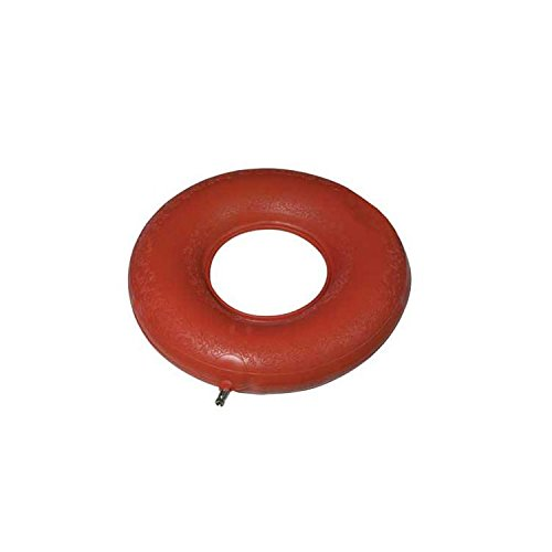 Red Rubber Inflatable Ring 16 /40cm (Red Rubber Ring Inflatable)