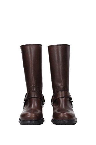 Shoe KDU81JMORO UK Boots Brown Car Women 5qzzZT1