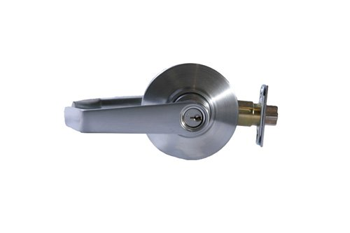 Schlage AL80PD SAT 626 Al Series Storeroom Lock Sat 626, Satin Chrome Plated